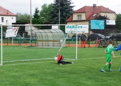 Bezno - Dobrovice gol na 1:0