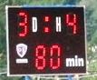 80. minuta a víťezný gol